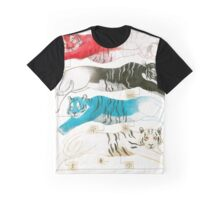 Borges Tigers Graphic T-Shirt