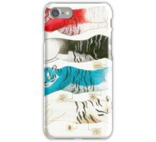 Borges Tigers iPhone Case/Skin