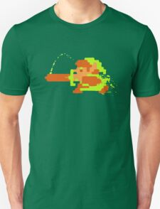 Link in action Unisex T-Shirt