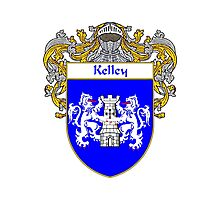 Kelley Coat of Arms/Family Crest Photographic Print