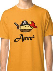Pie Arrr Squared Classic T-Shirt