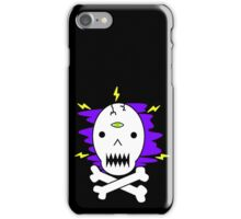 Misty Skull iPhone Case/Skin