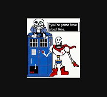 Undertale TARDIS Unisex T-Shirt