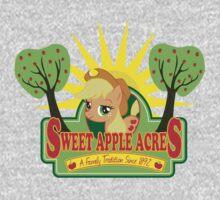 Sweet Apple Acres One Piece - Long Sleeve