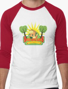 Sweet Apple Acres Men's Baseball ¾ T-Shirt