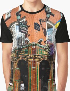 The Quays Bar - Dublin Ireland Graphic T-Shirt