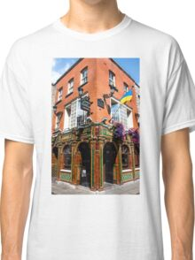The Quays Bar - Dublin Ireland Classic T-Shirt