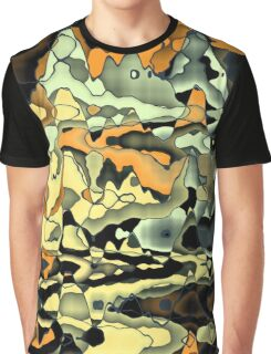 Rusty abstract Graphic T-Shirt