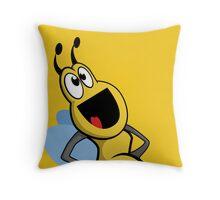 Glubee Throw Pillow