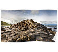 Ireland - The Giants Causeway Poster