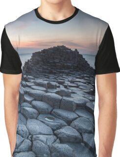 Ireland - Giants Causeway Graphic T-Shirt