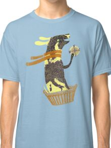 Travel Dog Let's Go Places Classic T-Shirt