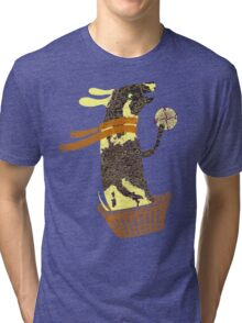 Travel Dog Let's Go Places Tri-blend T-Shirt