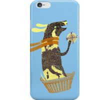Travel Dog Let's Go Places iPhone Case/Skin