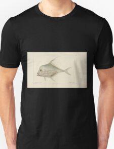Natural History Fish Histoire naturelle des poissons Georges V1 V2 Cuvier 1849 003 Unisex T-Shirt