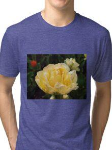 Spring Flower. Tri-blend T-Shirt