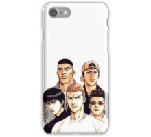 Slam Dunk #02 iPhone Case/Skin