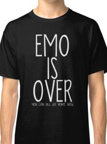 FOB/Humour - Emo Is Over Classic T-Shirt