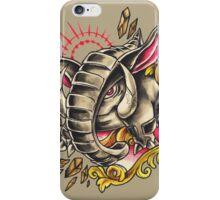 Donphan iPhone Case/Skin