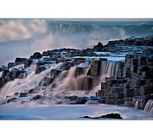 Ireland - Giants Causeway Photographic Print