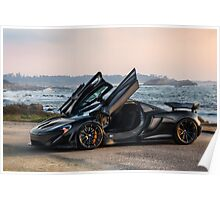 McLaren P1 Ready for Takeoff Poster