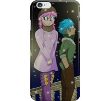 Raiden Legacy - Winter Walk (Chill) iPhone Case/Skin