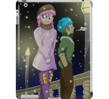 Raiden Legacy - Winter Walk (Chill) iPad Case/Skin