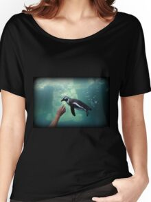 Penguin Play Women's Relaxed Fit T-Shirt