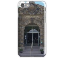 Belle Isle Aquarium iPhone Case/Skin