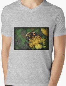 Feeder Lines Mens V-Neck T-Shirt