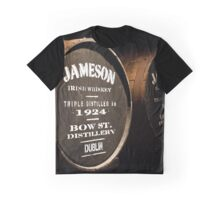 Ireland - Jameson Casks Graphic T-Shirt