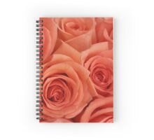Orange Rush Spiral Notebook