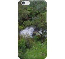 Wet Woodlands iPhone Case/Skin