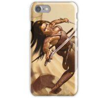 Dewa, Desert Warrior iPhone Case/Skin