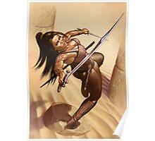 Dewa, Desert Warrior Poster