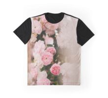 Small pink roses Graphic T-Shirt
