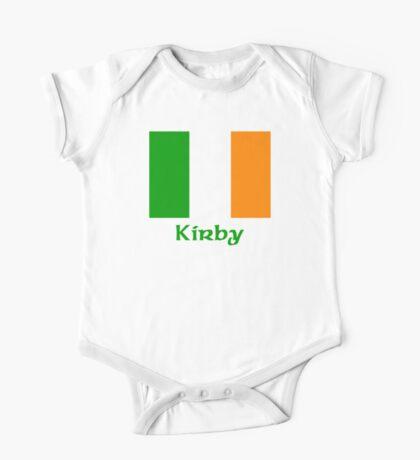 Kirby Irish Flag One Piece - Short Sleeve