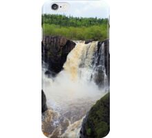 High Falls Spring iPhone Case/Skin