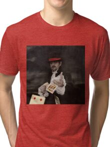 Master of Illusion Tri-blend T-Shirt