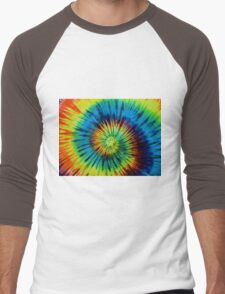 Fit To Be Dyed Men's Baseball ¾ T-Shirt