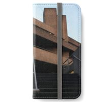 National Theatre, London iPhone Wallet/Case/Skin