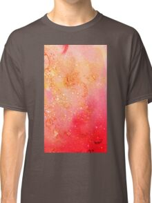 GARDEN OF THE LOST SHADOWS MAGIC GOLD SPARKLES Classic T-Shirt
