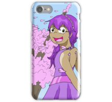 Raiden Legacy - Petal Girl (Chill) iPhone Case/Skin