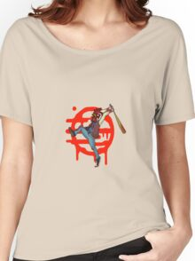 Hotline Miami Richard Women's Relaxed Fit T-Shirt