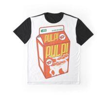PULP! Carton Graphic T-Shirt