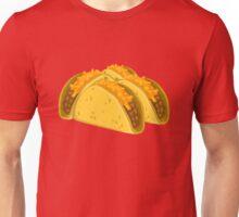 Hot Tacos Pattern Unisex T-Shirt