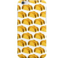 Hot Tacos Pattern iPhone Case/Skin