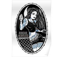 Abigail Hertless Poster