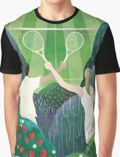 Tennis Graphic T-Shirt