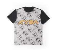RYOA THE MOUSE Graphic T-Shirt